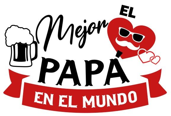 Vector Diseño para Celebrar el Día del padre
