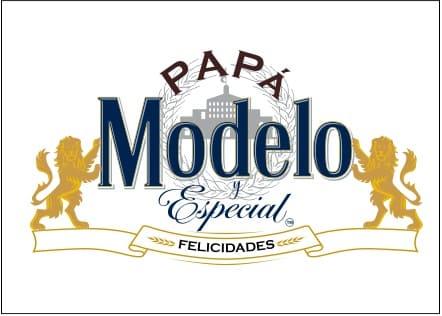 Celebración del día del padre diseño de Papa Modelo y Especial
